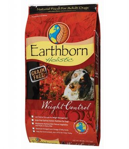 Earthborn Holistic Grain-Free Weight Control 28lb