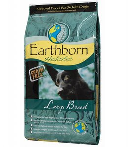 Earthborn Large Breed Adult Grain-Free 28lb