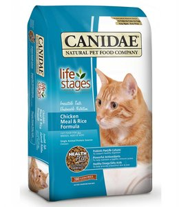 Canidae Cat Chicken & Rice 8lbs