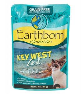 Earthborn Holistic Grain Free Key West Zest Cat Pouch 3oz