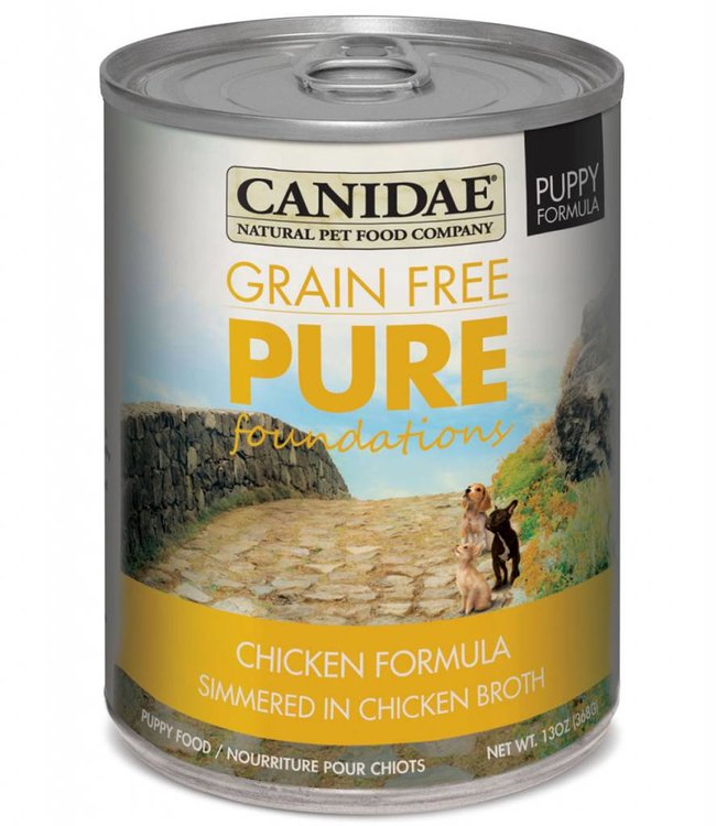 Canidae Pure Foundation Puppy Can Grain-Free 13oz
