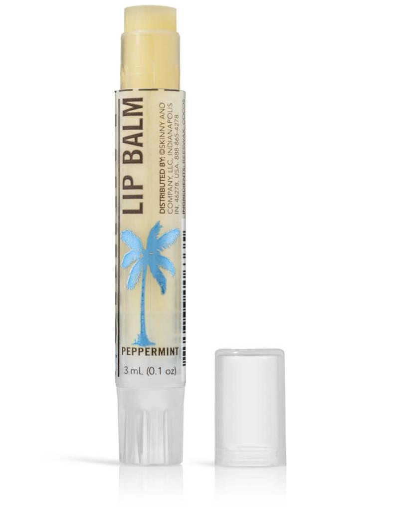 SKINNY & CO. LIPBALMTUBEPE Lip Balm Tube - Peppermint