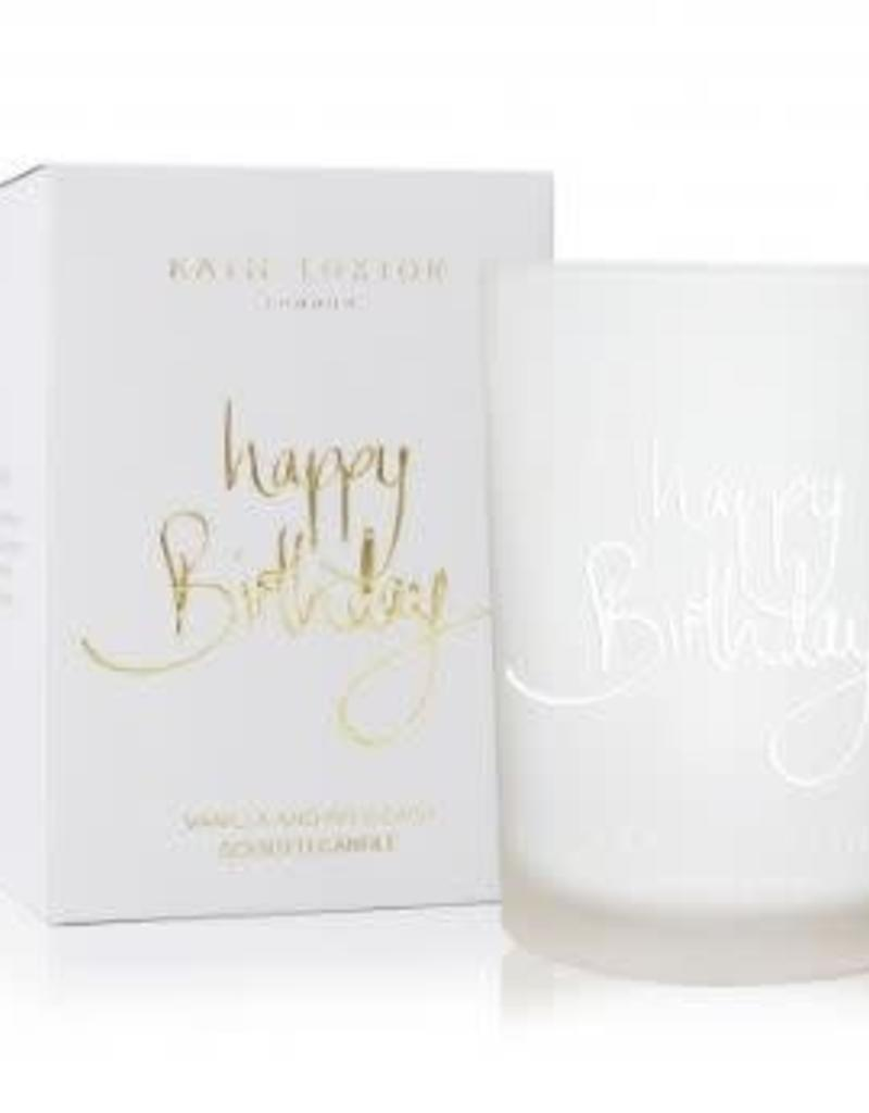 KATIE LOXTON KLC067 HAPPY BIRTHDAY CANDLE