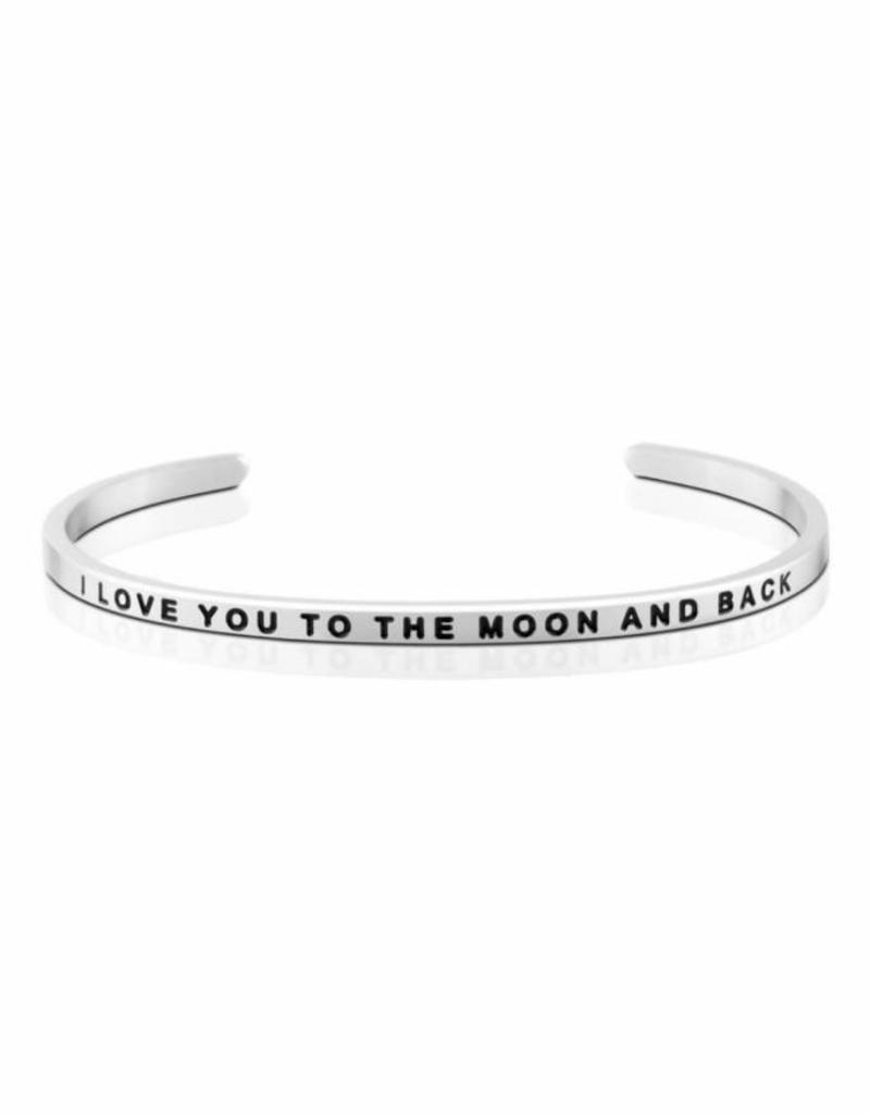 MANTRABAND I LOVE YOU TO THE MOON AND BACK
