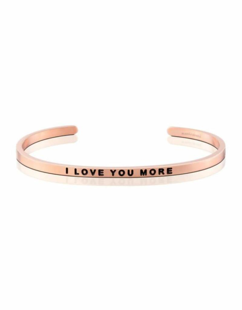 MANTRABAND I LOVE YOU MORE