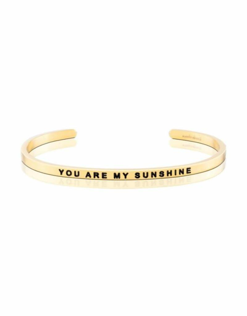 MANTRABAND YOU ARE MY SUNSHINE
