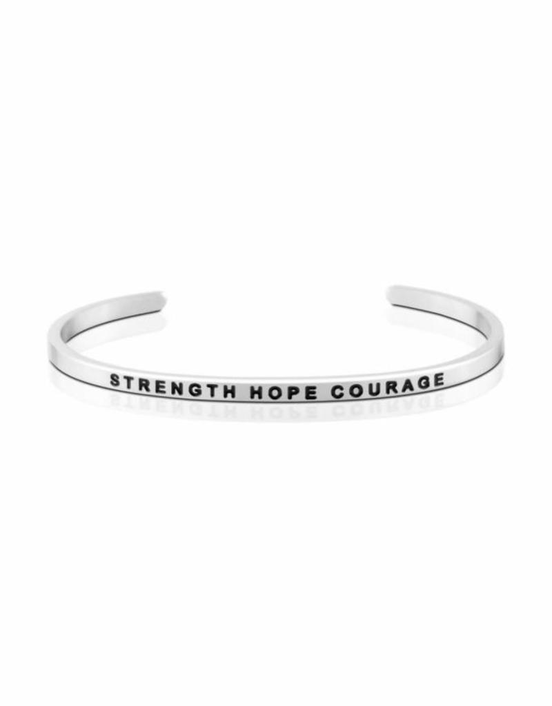 MANTRABAND STRENGTH HOPE COURAGE