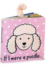JELLYCAT BB444PUS IF I WERE A POODLE BOOK