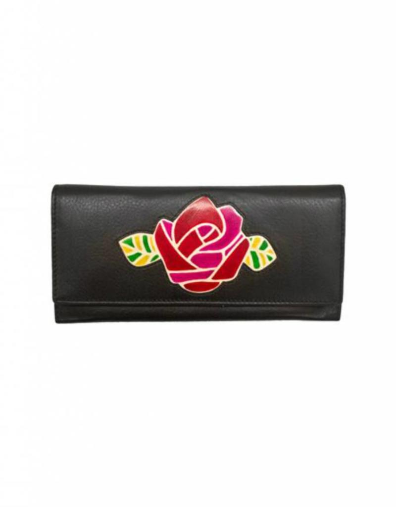 6044 ROSE ROSEMARY WALLET