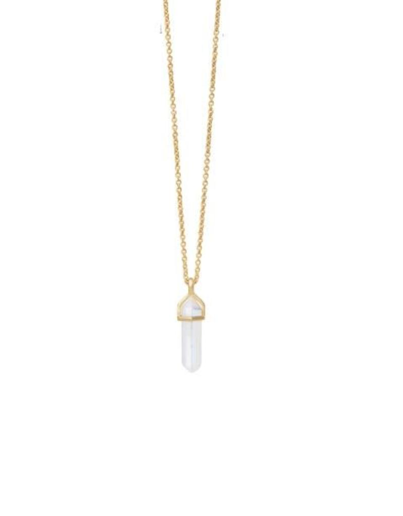 """Spartina 449 965731 SEA LA VIE NECKLACE 18"""" RECHARGE/OBELISK Available in store! Please contact 516-766-3100!"""