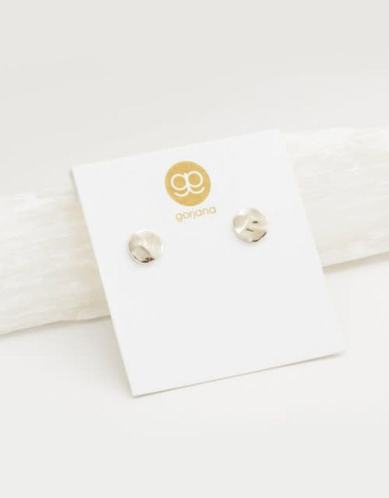 GORJANA 102-005-S Chloe Studs (small) (silver)