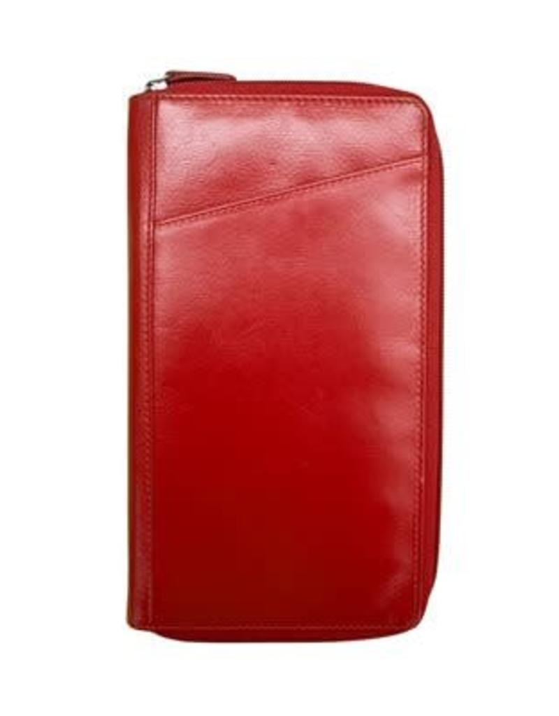 7505 ZIP AROUND TRAVEL WALLET