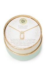 "Spartina 449 276091 SEA LA VIE NECKLACE 18"" FOREVER FRIENDS/PINA COLADA"