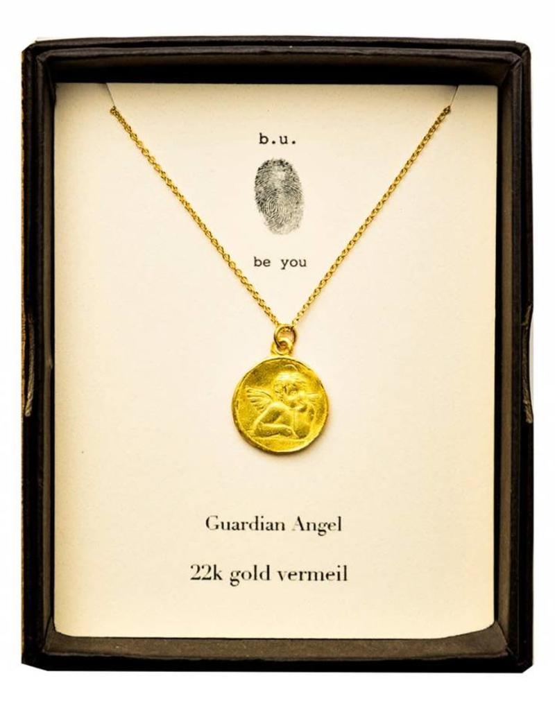 B U n160v guardian angel gold