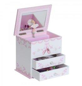 MELE & CO. 71111 ANGEL BALLERINA BOX