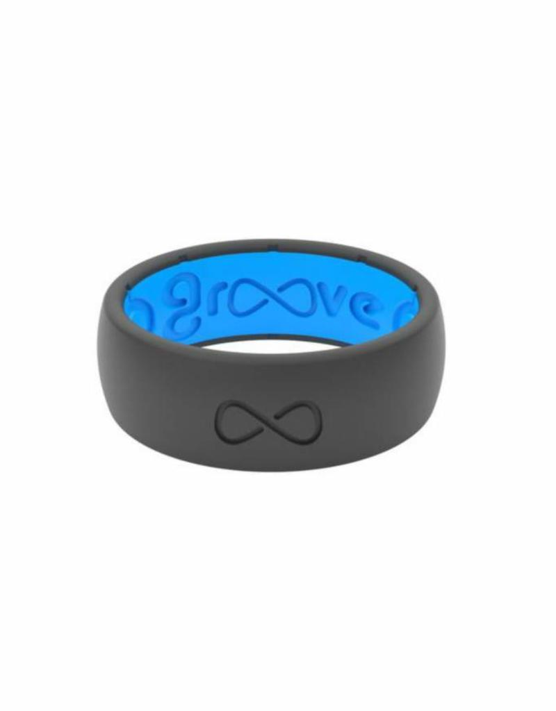 GROOVELIFE ORIGINAL SILICONE RING | DEEP STONE GREY