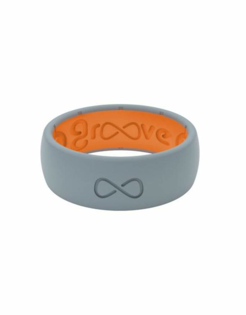 GROOVELIFE ORIGINAL SILICONE RING   STORM GREY
