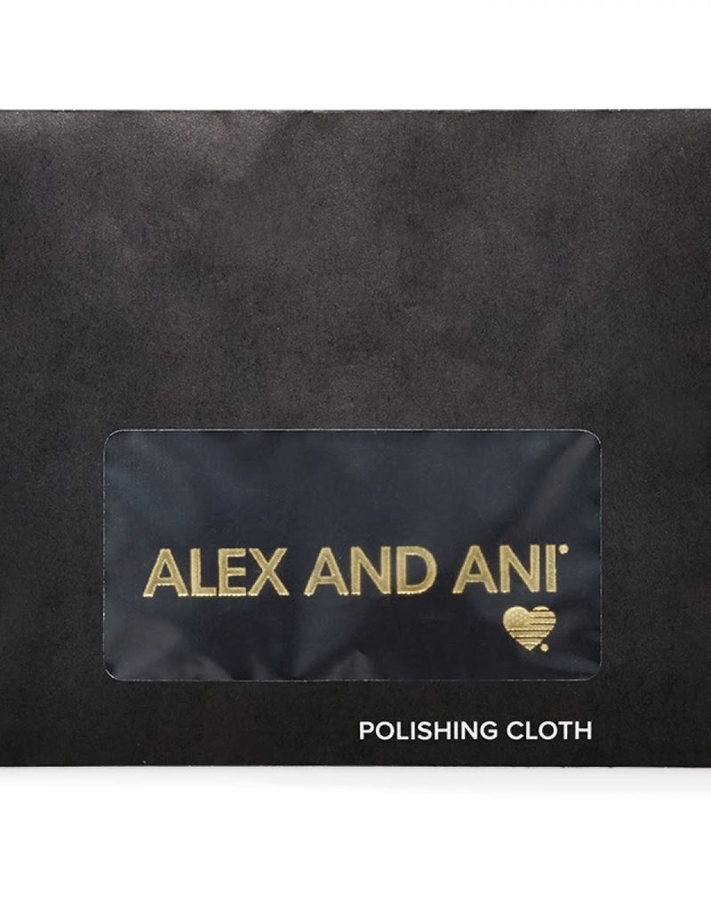 ALEX AND ANI AA14POLISHING CLOTH
