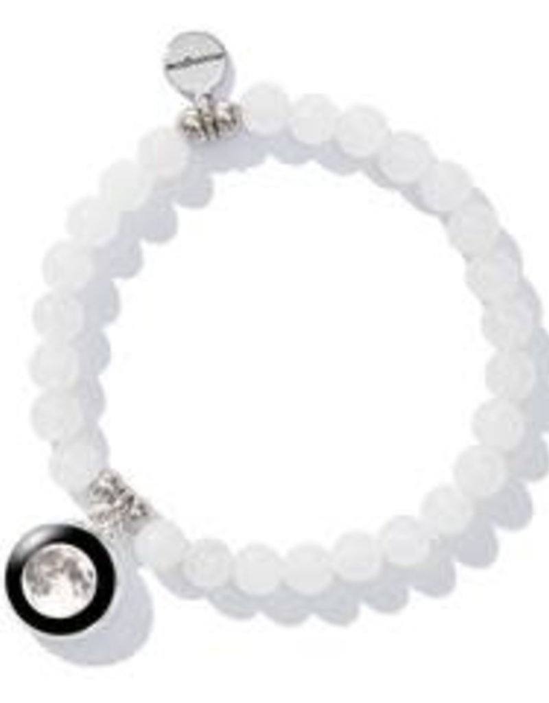 MOONGLOW JEWELRY Beaded Bracelet in White