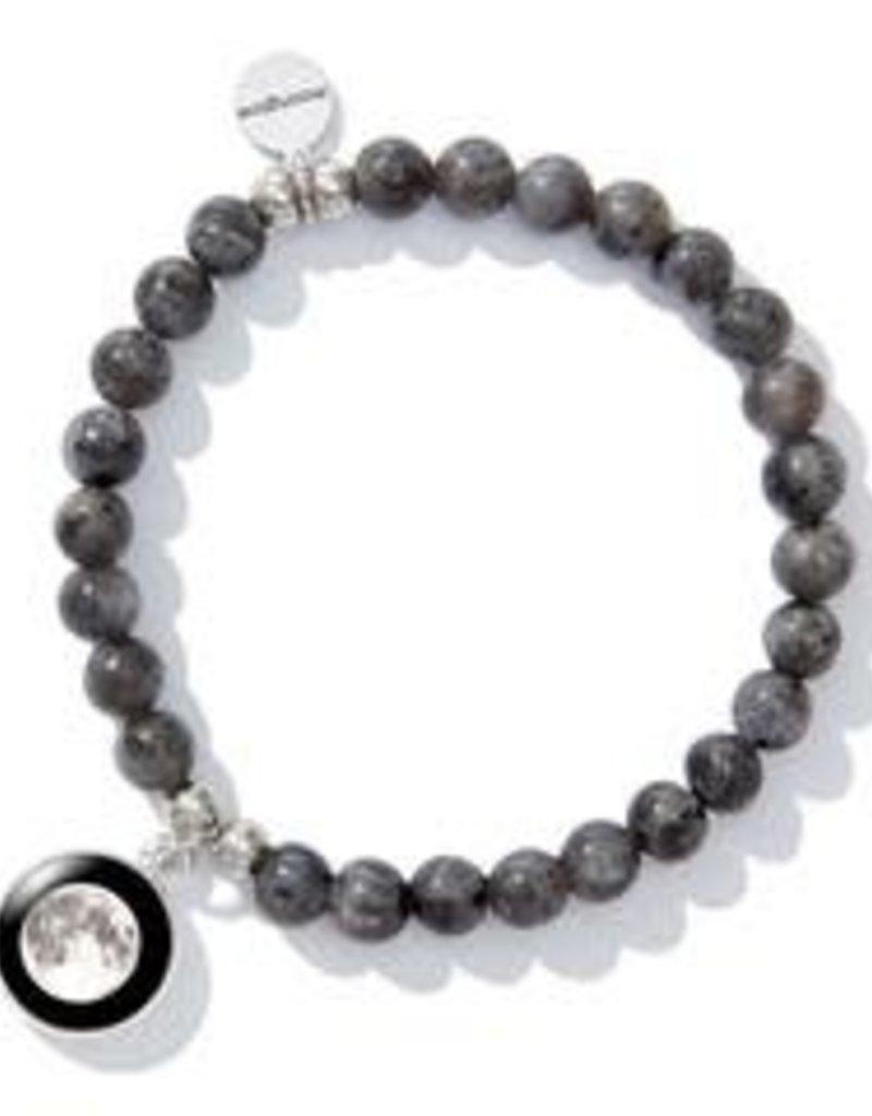 MOONGLOW JEWELRY Beaded Bracelet in Black