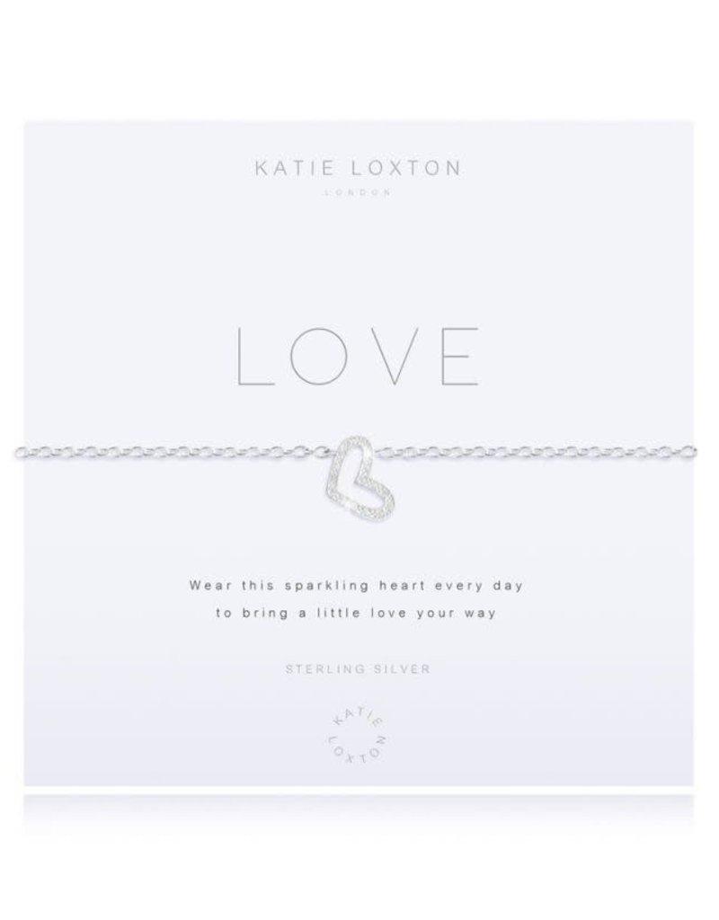 KATIE LOXTON KLJC415 A LITTLE MUMMY'S LITTLE PRINCESS - CHILDREN BRACELET