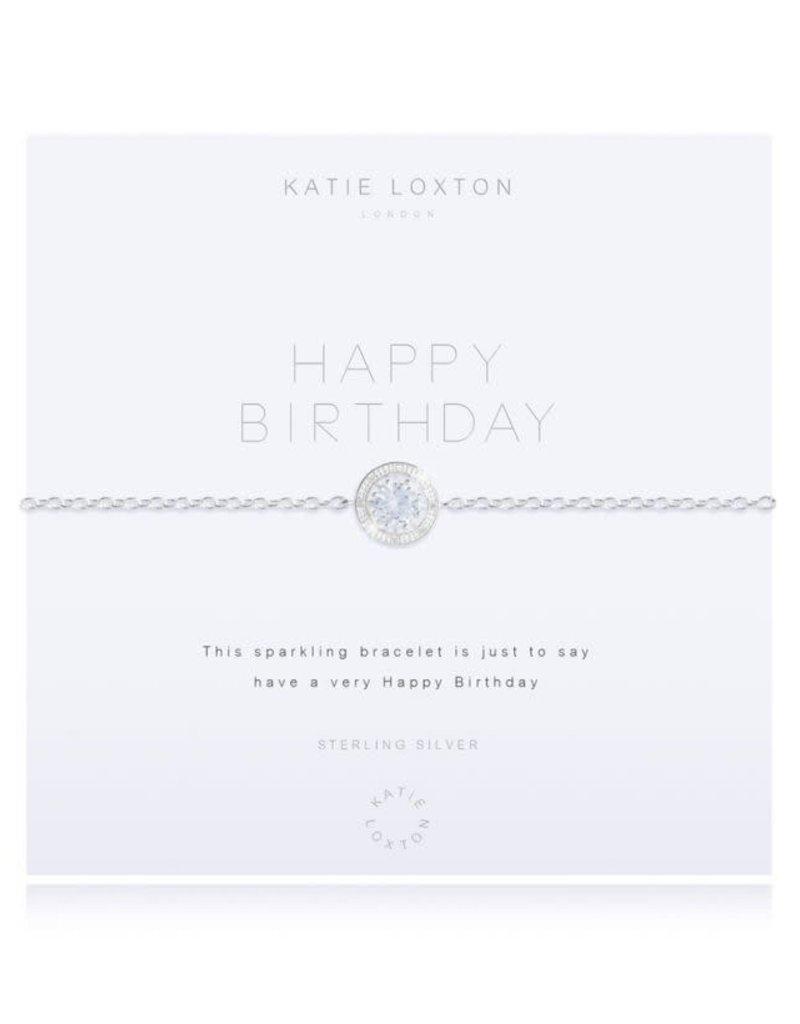 KATIE LOXTON KLJC412 A LITTLE LITTLE SISTER - CHILDREN BRACELET