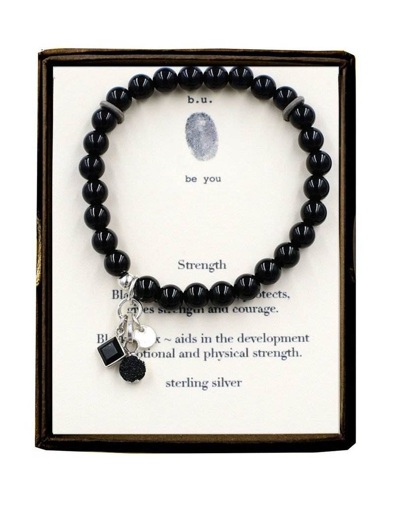 B U sm4 strength bracelet