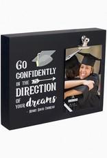 80166-46 4x6 GO CONFIDENTLY BOX CLIP