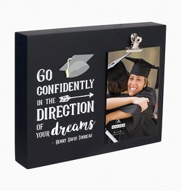 80166-46 4x6 GO CONFIDENTLY BOX CLIP