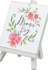 "100200 EASEL - DREAM BIG 6"" x 7.75"" x 4.50"""