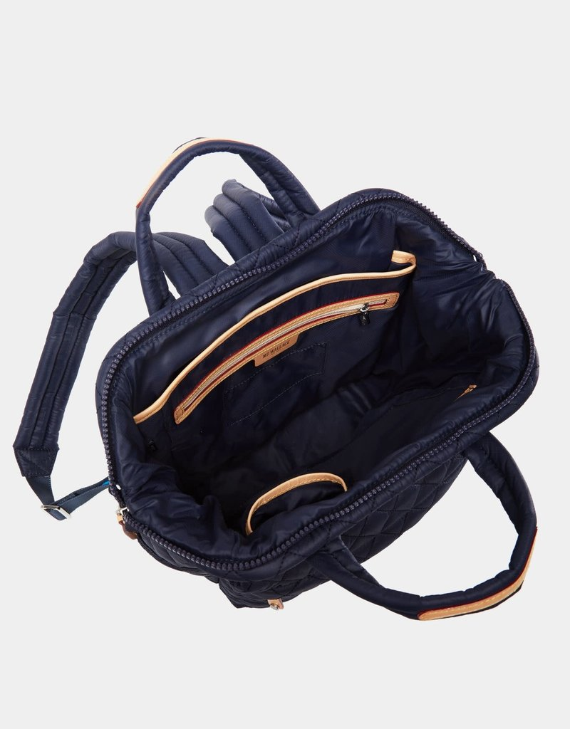 MZ WALLACE Small Top Handle Backpack