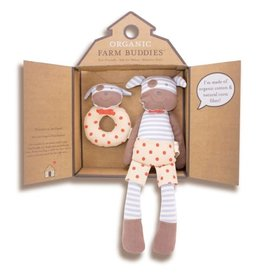 TF045 BOXER THE DOG GIFT SET