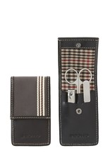 501-BLK Manicure Kit Micro Blk