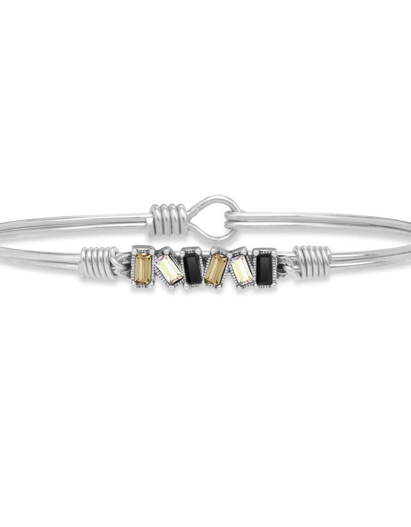 LUCA AND DANNI STC766S Mini Hudson Bangle Bracelet in Luxe Ombre_silver tone_regular