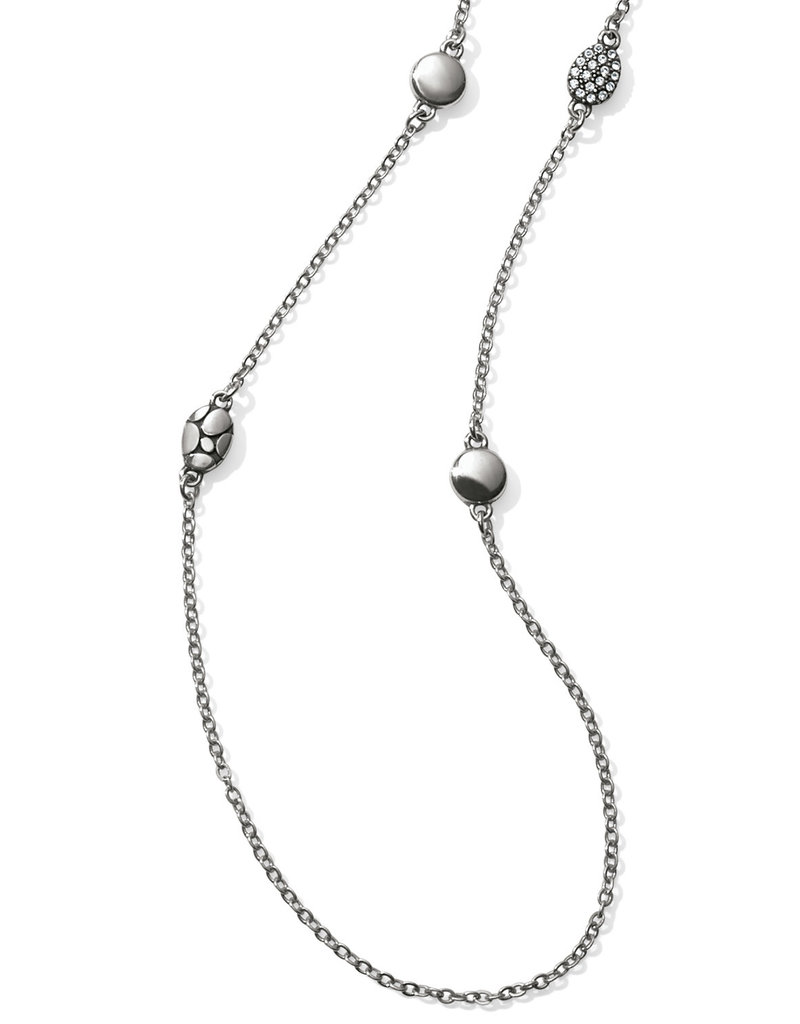 BRIGHTON JL9971 PEBBLE MIX LONG NECKLACE