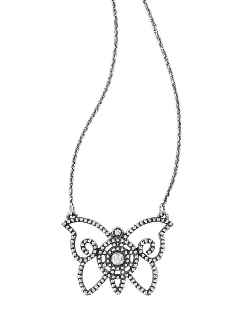BRIGHTON JL9791 Illumina Petite Butterfly Necklace