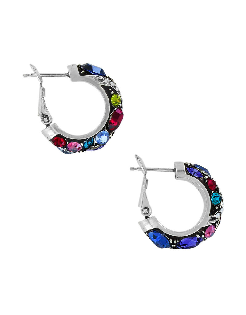 BRIGHTON JA4773 TRUST YOUR JOURNEY HOOP EARRIN