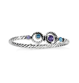 BRIGHTON JB6622 Halo Hinged Bangle