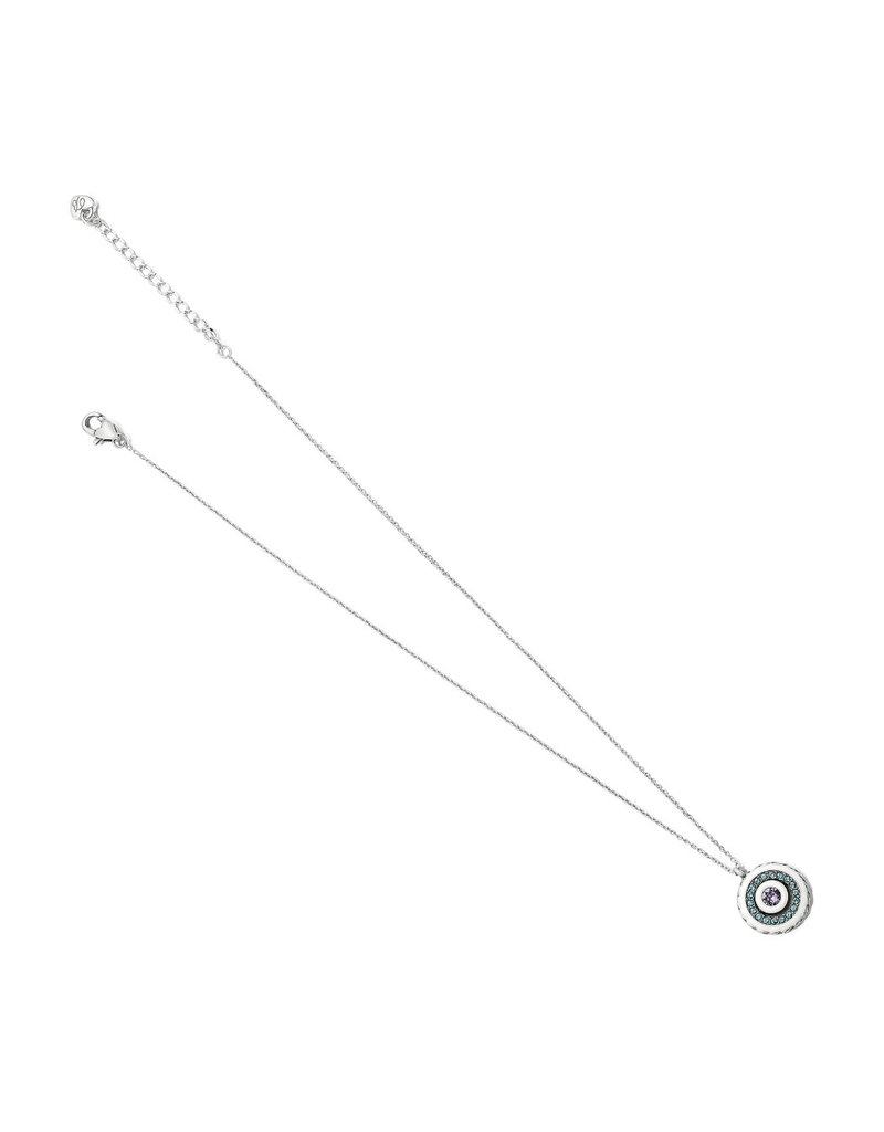 BRIGHTON JM279A HALO LIGHT PETITE NECKLACE