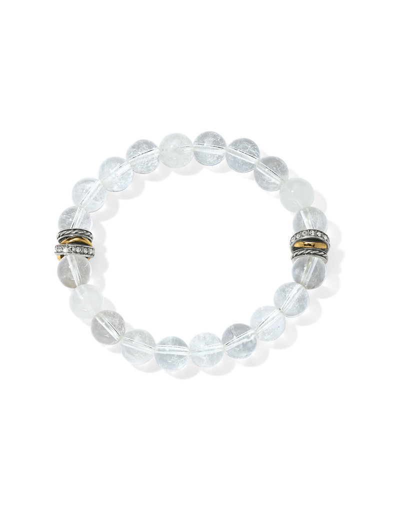 BRIGHTON JF540C Neptune's Rings Crystal Stretch Bracelet