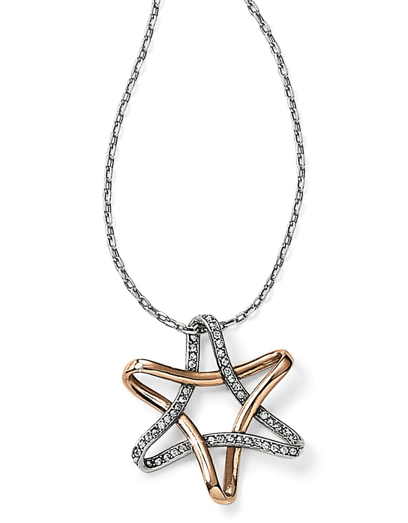 BRIGHTON JM0102 NEPTUNE'S RINGS STAR NECKLACE