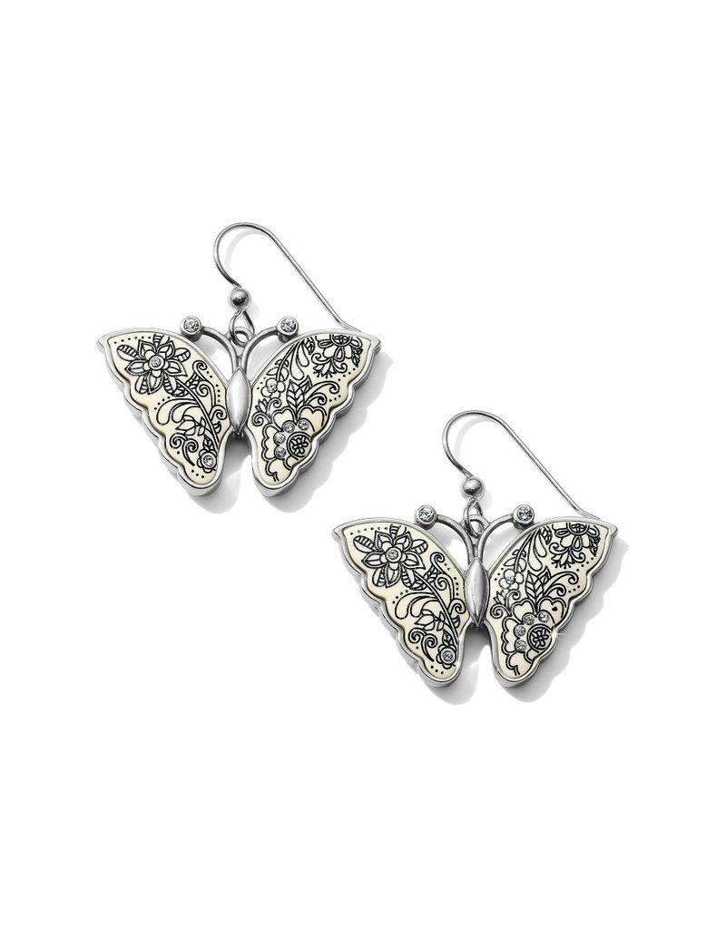 BRIGHTON JA5483 Petalwings French Wire Earrings