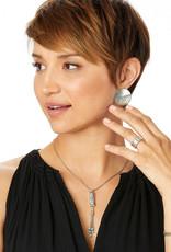 BRIGHTON JM1323 Marrakesh Mesa Short Tassel Necklace