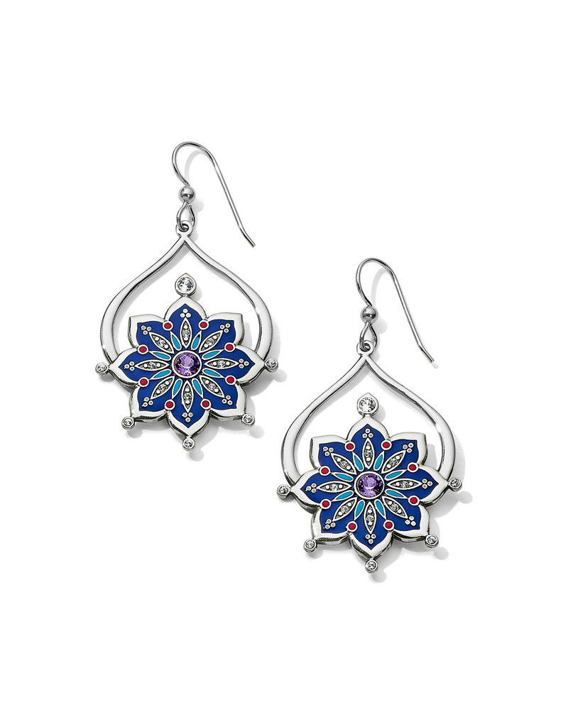 BRIGHTON JA6183 Journey To India French Wire Earrings