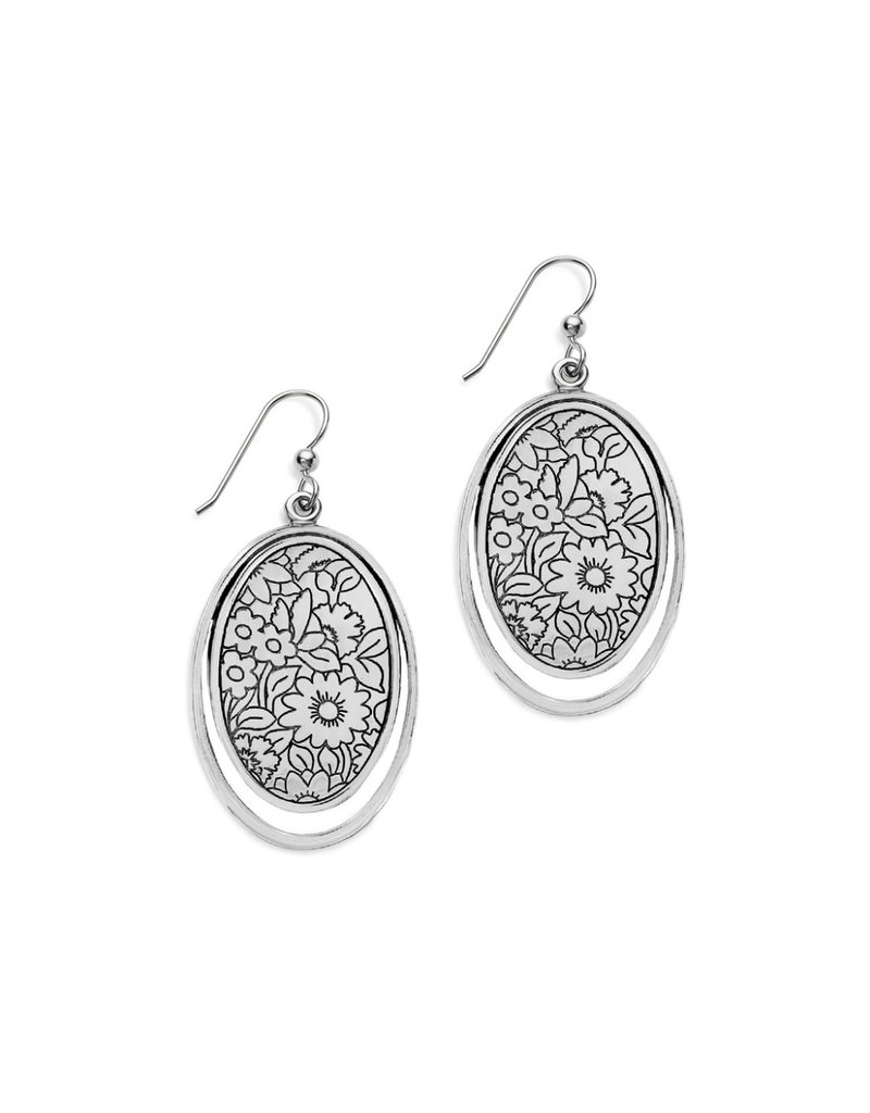 BRIGHTON JA6523 THE BOTANICAL FRENCH WIRE EARR