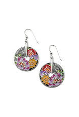 BRIGHTON JA5473 Africa Stories Floral French Wire Earrings