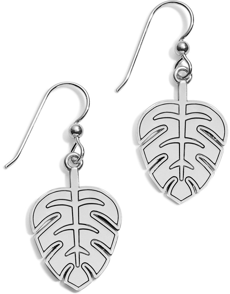 BRIGHTON JA5741 Africa Stories Safari Palm French Wire Earrings
