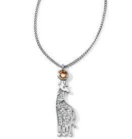 BRIGHTON JM1521 Africa Stories Safari Giraffe Necklace