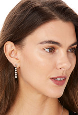 BRIGHTON JA6341 Twinkle Splendor Long Post Drop Earrings