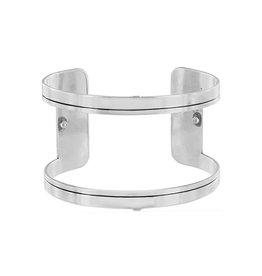 PROMO JF3500 Christo New Delhi Wide Cuff Bracelet